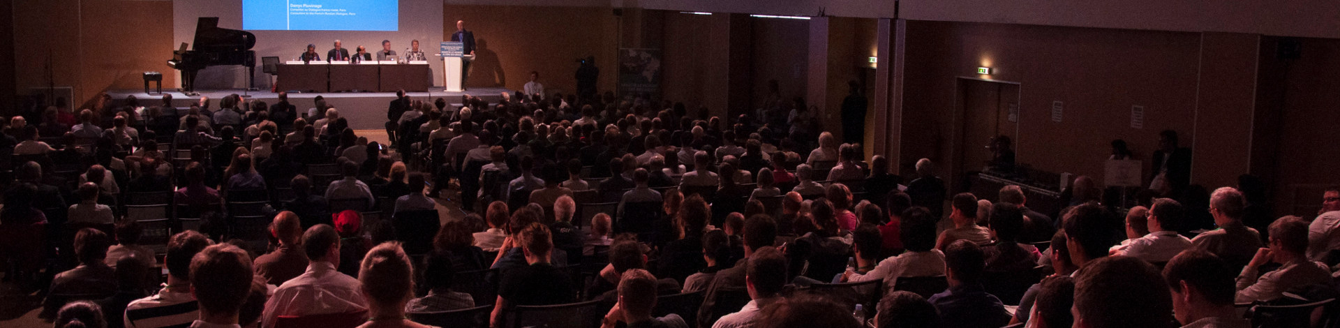 Conférence Paris 2015